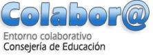 Entorno Colaborativo de la Consejería de Educación